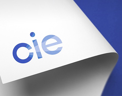 CIE logo redesign